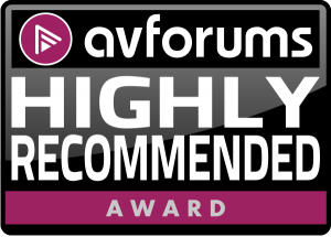 Monitor Audio Monitor 50 Highly Recommended Award