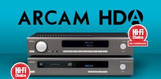 Стереокомпоненты Arcam HDA: журнал «Hi-Fi Choice» рекомендует!