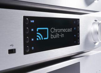 Chromecast built-in для Cambridge Audio CXN V2