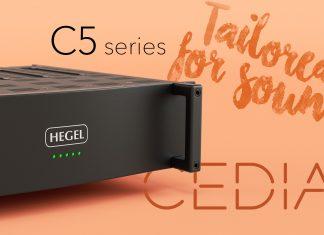 Многоканальные усилители Hegel серии C5 – на выставке CEDIA 2018
