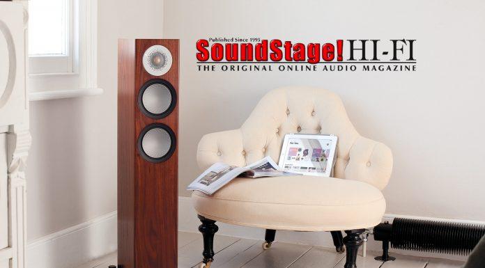 Напольники Monitor Audio Silver 200 в обзоре портала «SoundStage!»