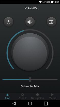 Arcam Control для Android