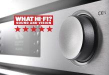 Пять звёзд «What Hi-Fi?» для медиаплеера Cambridge Audio CXN v2