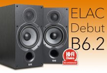Полочник ELAC Debut B6.2: журнал Hi-Fi Choice рекомендует