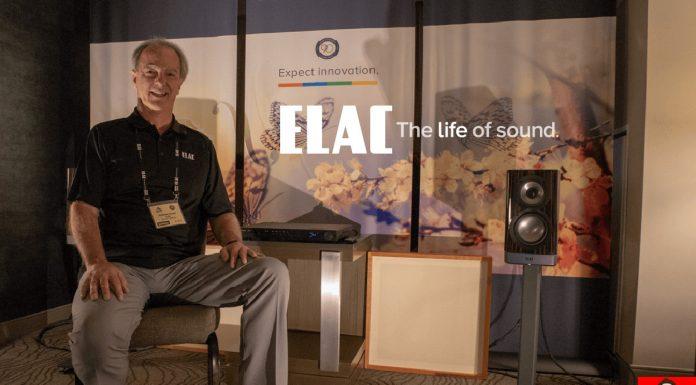 Эндрю Джонс представил беспроводную акустику ELAC серии Navis