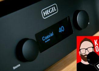 Hegel H590 посылает DarCo в нокаут!