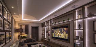 Архитектурная акустика Monitor Audio: роскошный дом в Лондоне