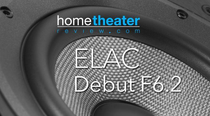 Эксперт портала «Home Theater Review»: ELAC Debut F6.2 – феноменальные колонки