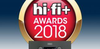 Усилитель года «Hi-Fi+» – Hegel H590!