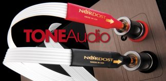 Акустический кабель Nordost White Lightning в обзоре портала tonepublications.com