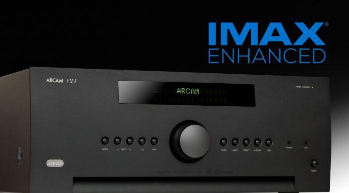 Сертификация IMAX Enhanced для AV-ресиверов Arcam