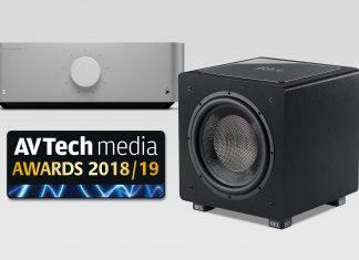 REL HT/1205 и Cambridge Audio Edge A – лауреаты премии AVTech Mesia Awards