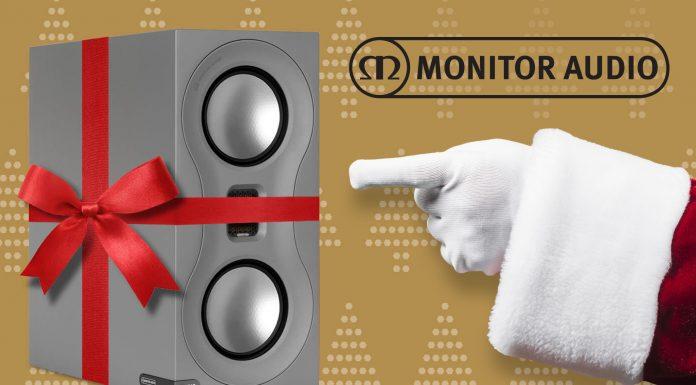 Новогодние каникулы с музыкой: идеи подарков от Monitor Audio