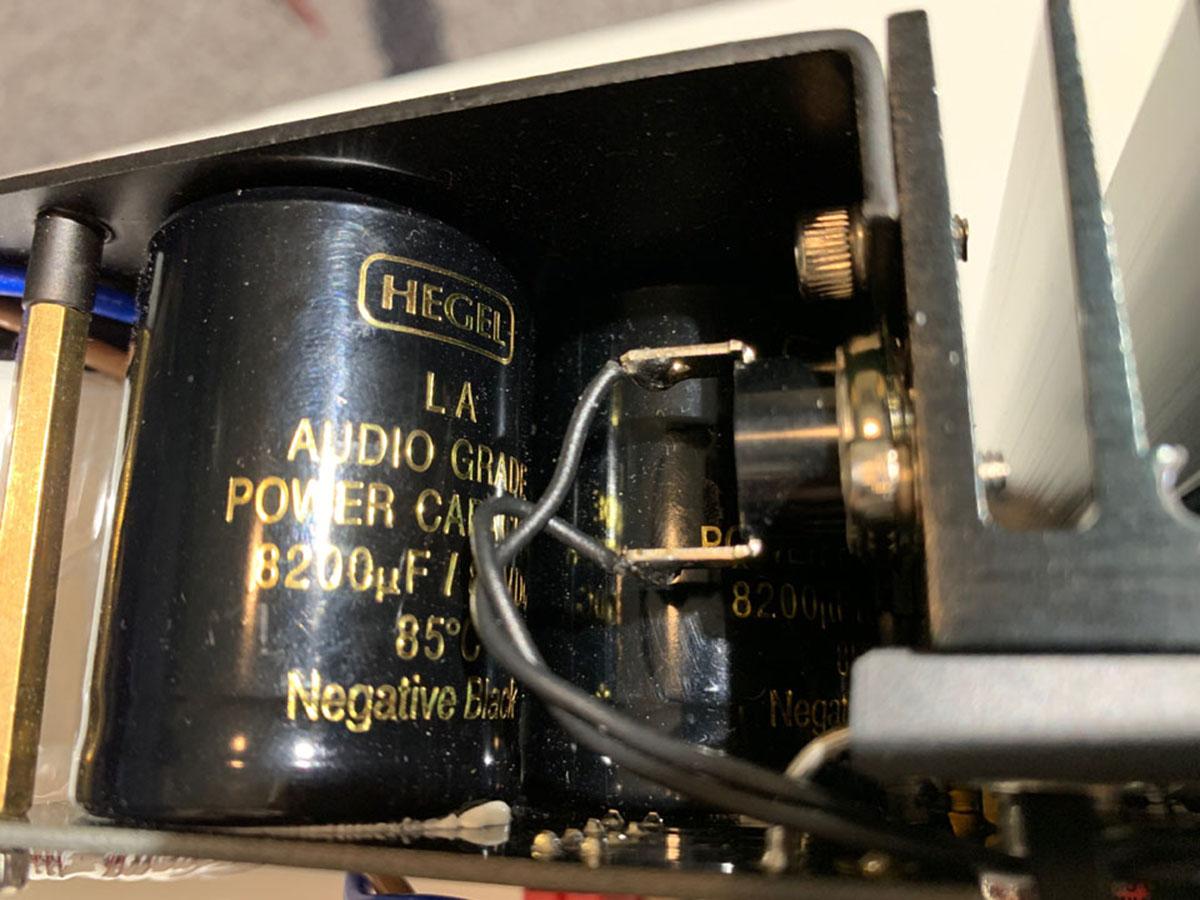 AVSforum рекомендует: многоканальные усилители Hegel Custom
