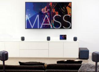 Monitor Audio представляет комплект MASS второго поколения