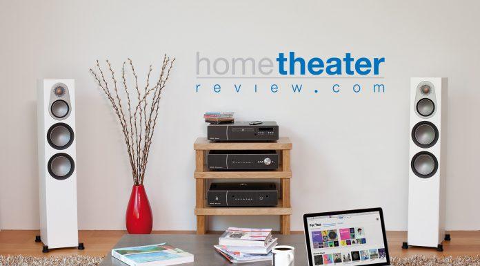 Home Theater Review оценил колонки Monitor Audio Silver 300