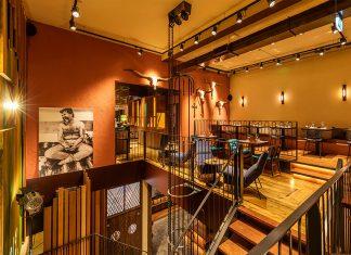 Вкус, аромат и... музыка: «встройка» Monitor Audio для нового ресторана в Лейдене