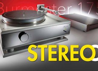 Проигрыватель виниловых дисков Burmester 175 в обзоре портала Stereo.de: массированная атака