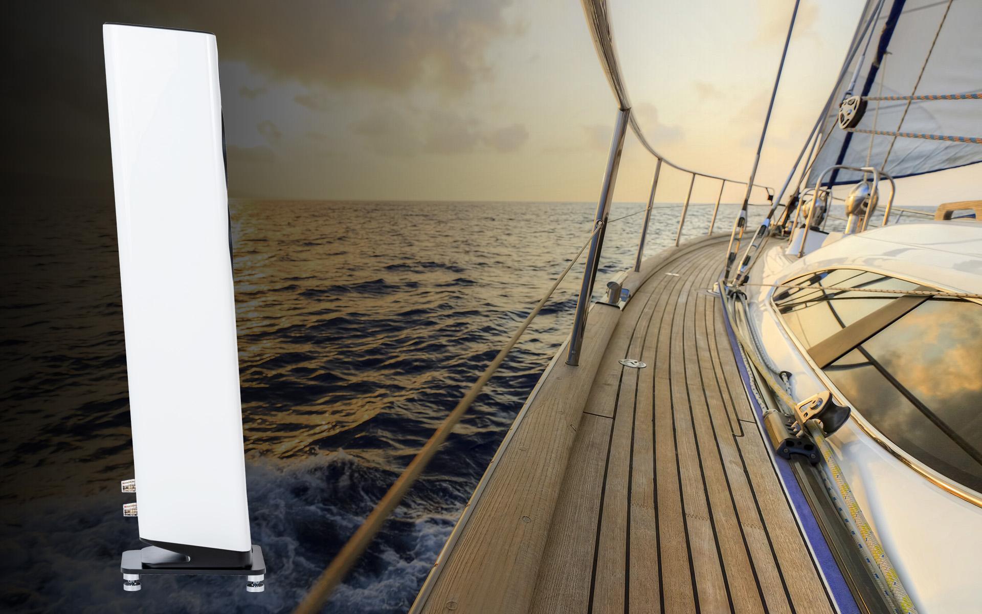 Три цвета Vela: колонки ELAC новой серии уже доступны отечественному покупателю