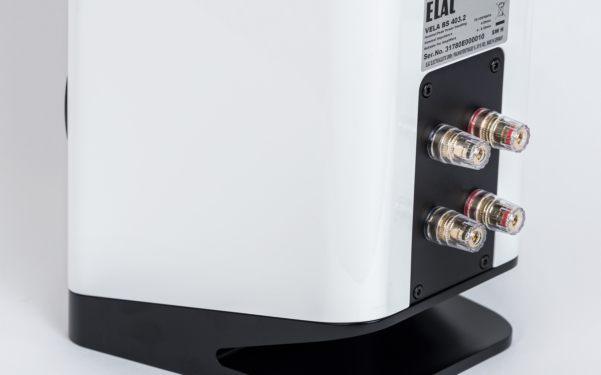 ELAC Vela BS 403: «Hi-Fi Choice» рекомендует
