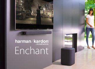 Саундбары Harman / Kardon Enchant – пространственное звучание без проводов