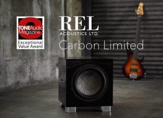 TONEAudio заявляет об исключительной ценности сабвуфера REL Carbon Limited