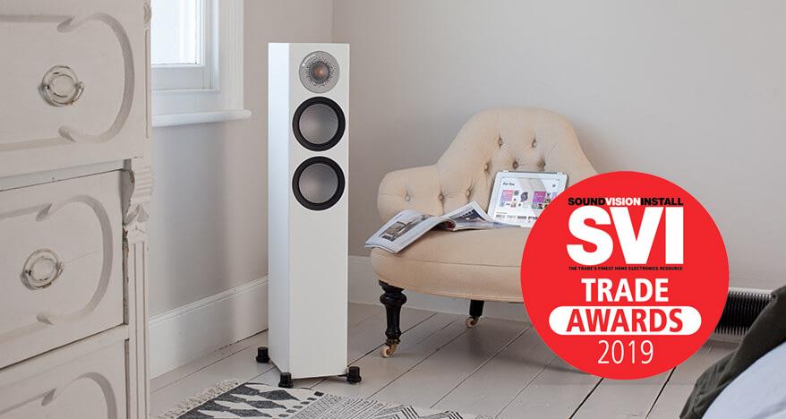 Голосуйте за Monitor Audio и Arcam в конкурсе SVI Trade Awards 2019