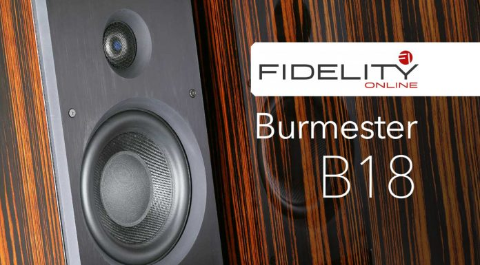 Напольная акустика Burmester B18 – универсал класса High End