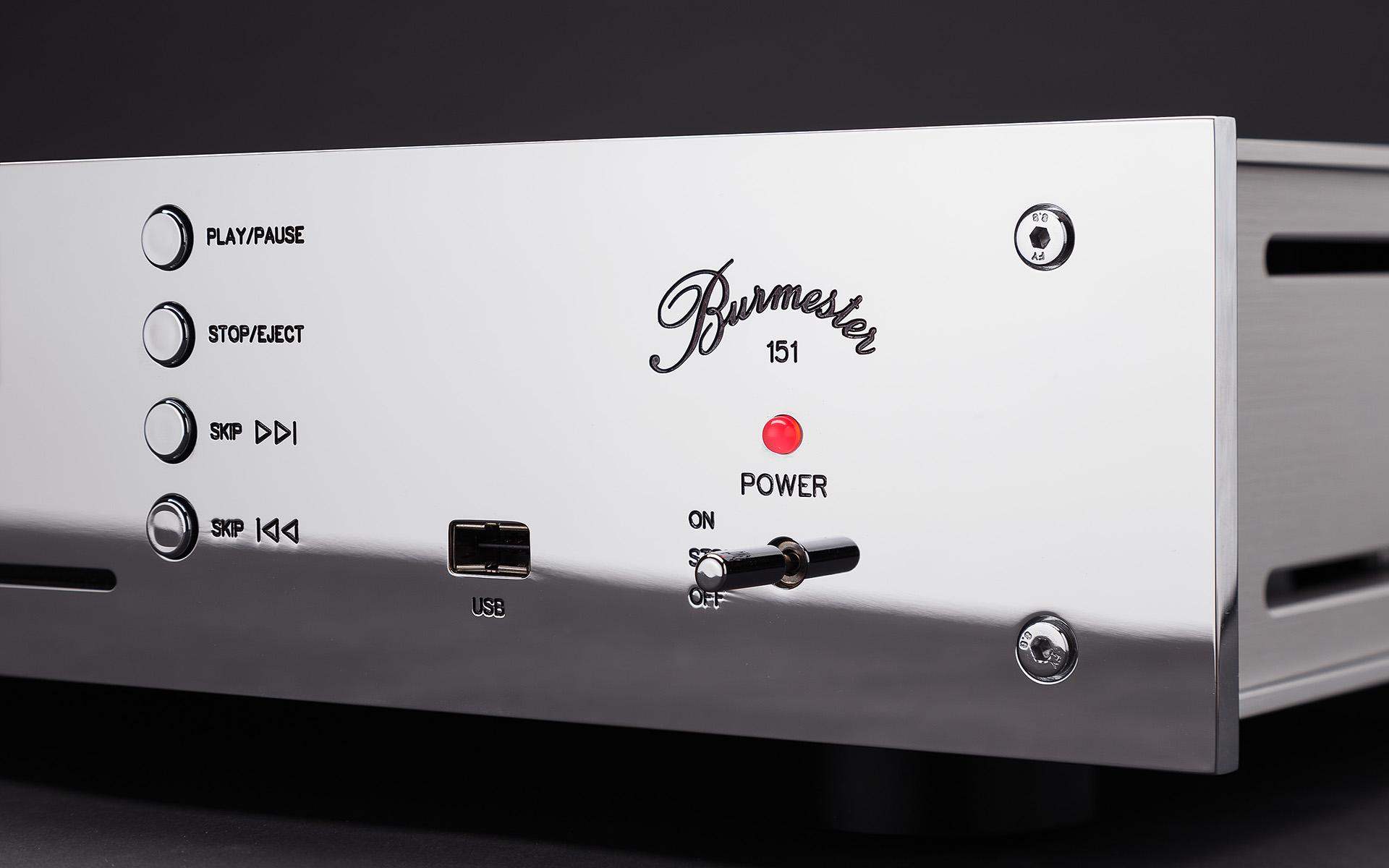 Burmester выпускает обновление прошивки для своих сетевых проигрывателей