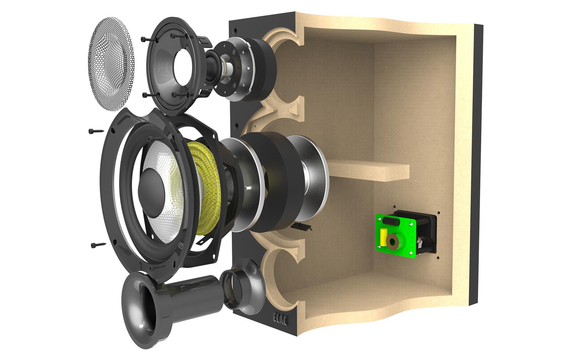Честное звучание ELAC Debut B6.2 заслужило высокую оценку портала AufioFi.net