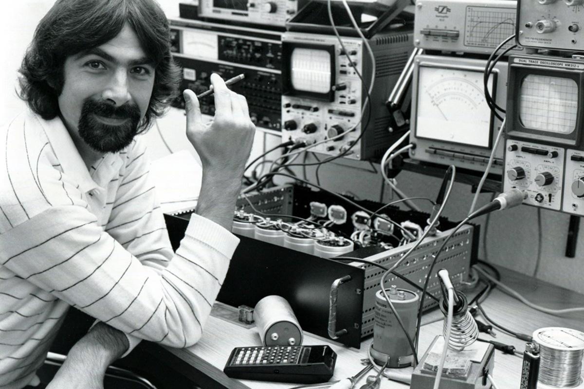 Дитер Бурмистр: от любительских усилителей до элитной аудиоаппаратуры мирового уровня