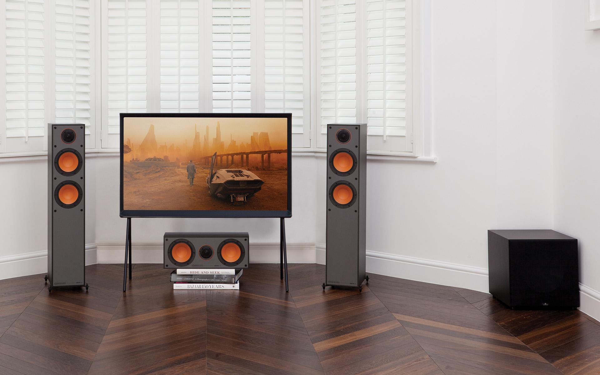 Кинотеатральный комплект Monitor Audio Monitor 3G: AVforums настоятельно рекомендует