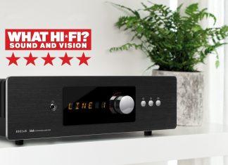 Мощь, слаженность и детальность звучания: пять звёзд «What Hi-Fi?» для Roksan blak