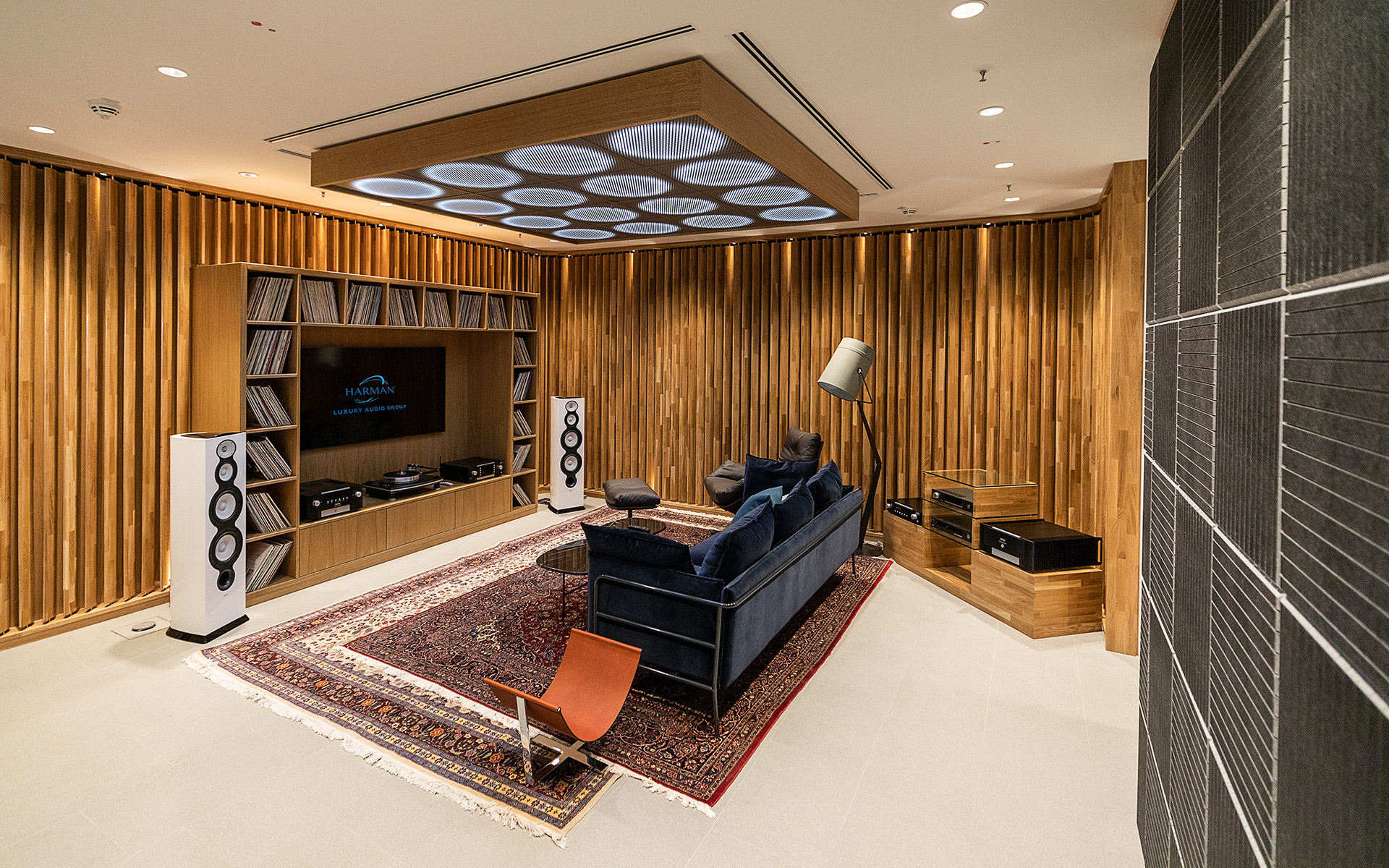 В Мюнхене открылась Harman Luxury Audio Studio