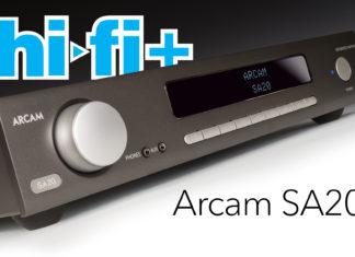 Докопаться до сути: Arcam SA20 в обзоре журнала Hi-Fi+