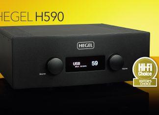 Hegel H590 – выбор редактора Hi-Fi Choice
