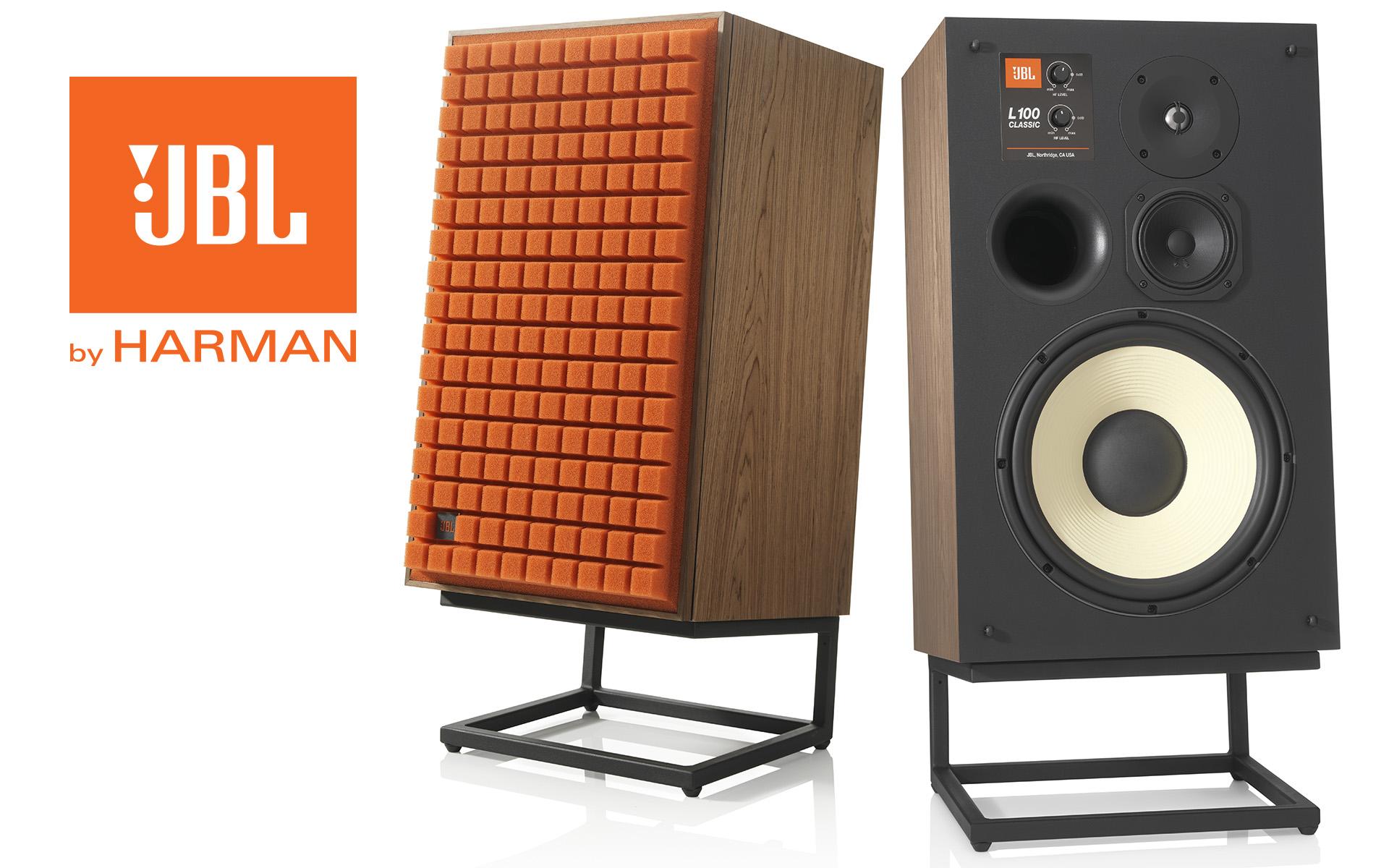 Тот самый звук и цвет: Михаил Борзенков – о полочниках JBL L100 Classic