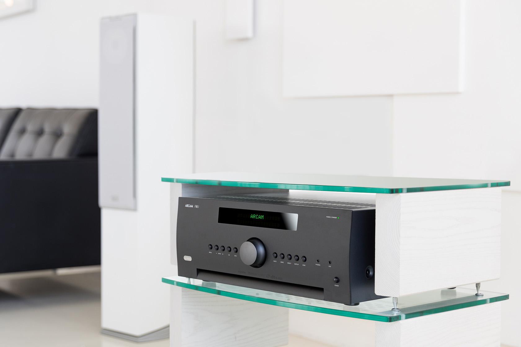 Новое звучание вашего домашнего кинотеатра с AV-ресивером Arcam
