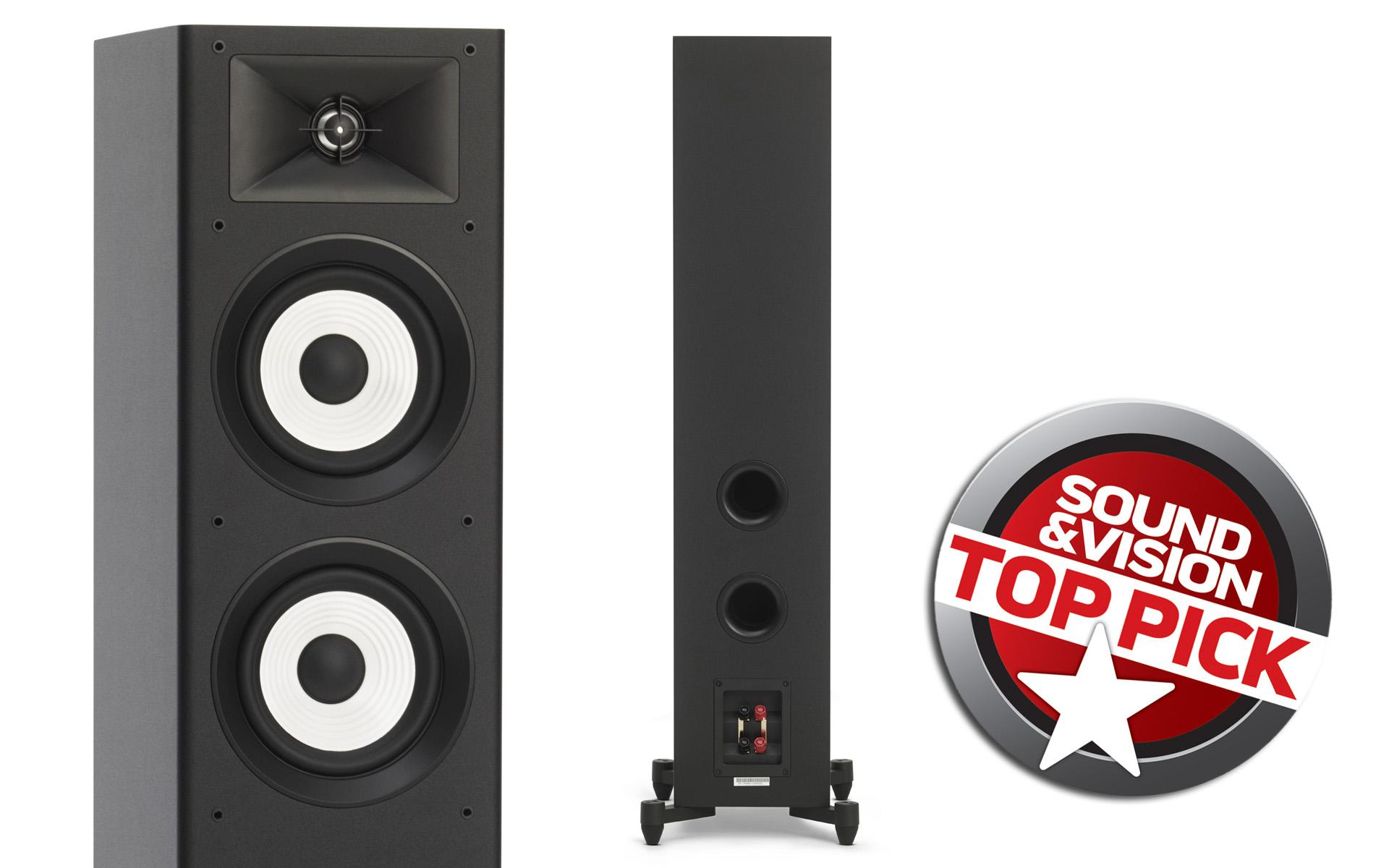 Журнал «Sound & Vision»: напольник JBL Stage A170 – «лучший выбор»