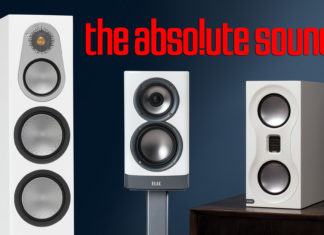 Модели Monitor Audio и ELAC – среди лучших колонок по версии журнала «The Absolute Sound»
