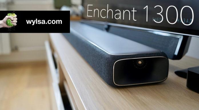 Harman/Kardon Enchant 1300 в обзоре wilsa.com: игры, iTunes и Netflix
