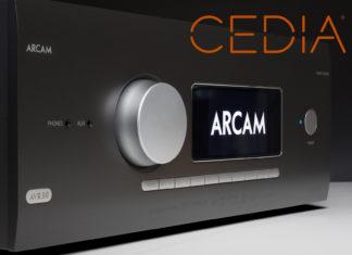 Arcam представляет новые модели аудио-видео компонентов