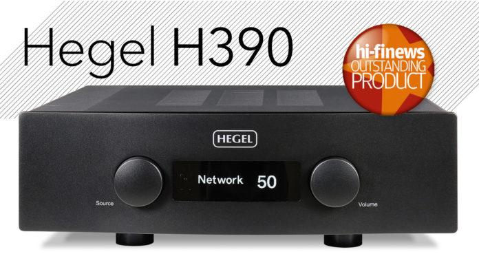 Hi-Fi News: Hegel H390 – выдающийся продукт