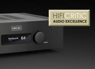 Hegel H390 уверенно опережает конкурентов в сравнительном тесте журнала Hi-Fi Critic