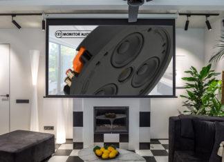 Сверхкомпактная встраиваемая потолочная акустика Monitor Audio CSS230 – в проекте программы «Дачный ответ»