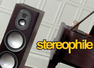 Monitor Audio Gold 300 получают серьезную рекомендацию журнала Stereophile