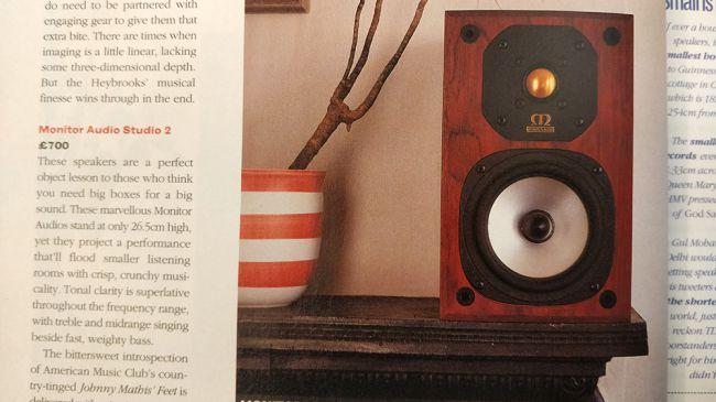 13 лучших продуктов Monitor Audio за всю историю бренда по версии журнала «What Hi-Fi?»