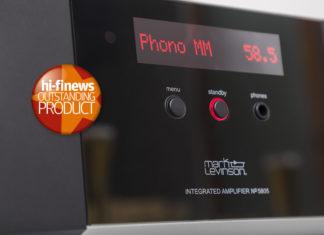 Hi-Fi News: Mark Levinson №5805 – уникальный аппарат на рынке High End
