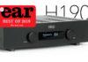 Hegel H190 – усилитель года по мнению портала The Ear
