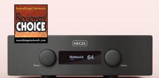 Журнал SoundStage выбирает интегральный усилитель Hegel H390